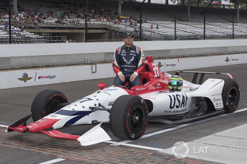 33. Conor Daly, Dale Coyne Racing dba Thom Burns Racing, Honda