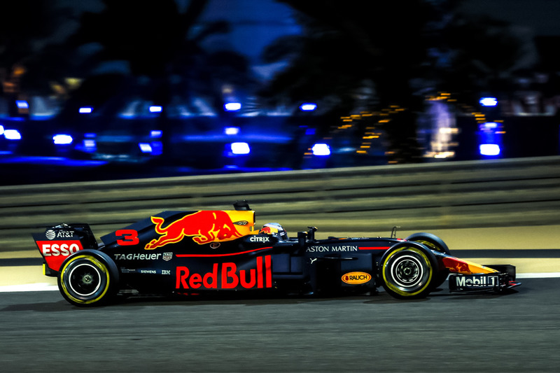 The Red Bull Racing RB14 reimagined without halo