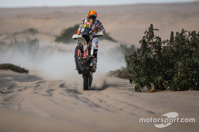 #15 Red Bull KTM Factory Racing: Лайя Санс