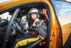 Carlos Sainz Jr., Renault Megane RS VIP car