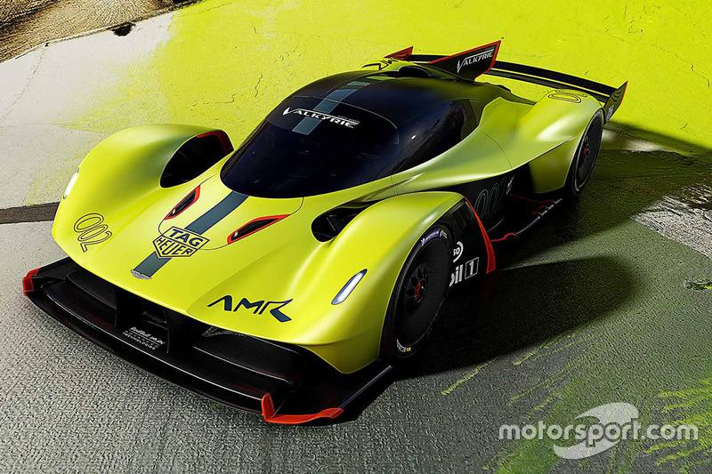 Aston Martin Valkyrie AMR Pro (002)