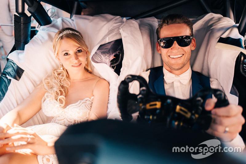 Свадьба Маро Енгеля