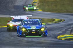 #15 3GT Racing Lexus RCF GT3: Jack Hawksworth, Scott Pruett, Austin Cindric