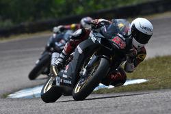 Rheza Danica Ahrens, Asia Production 250cc