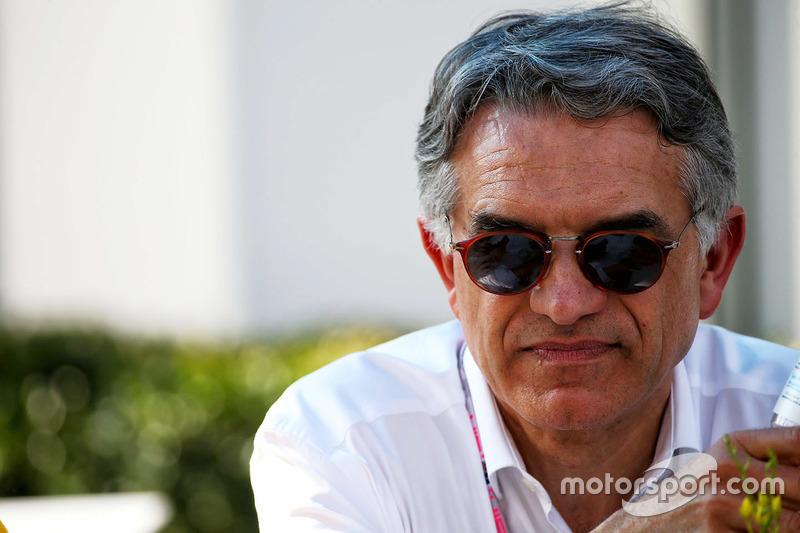 Patrice Ratti, Renault-Manager