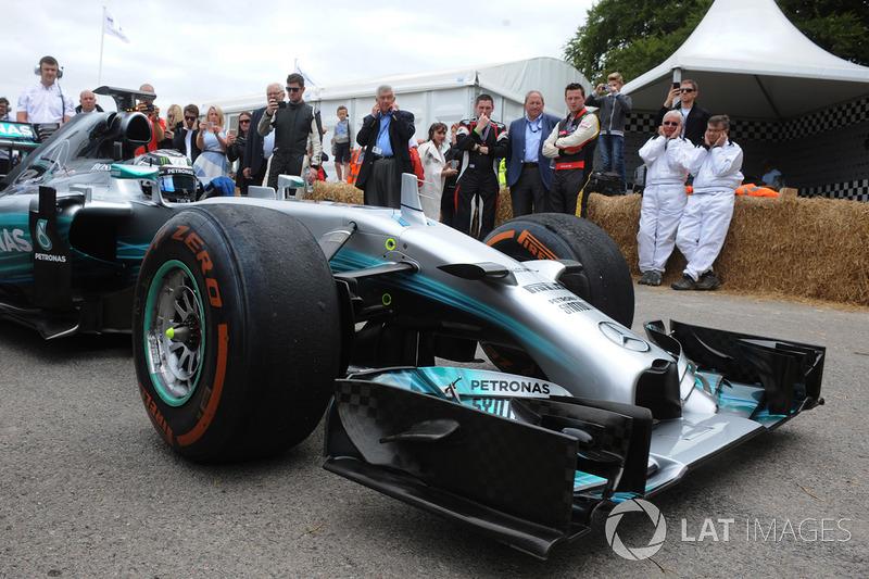 Valtteri Bottas Mercedes AMG F1