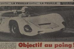 Tribune de Lausanne, article