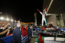 Race winner Mehdi Bennani, Sébastien Loeb Racing, Citroën C-Elysée WTCC