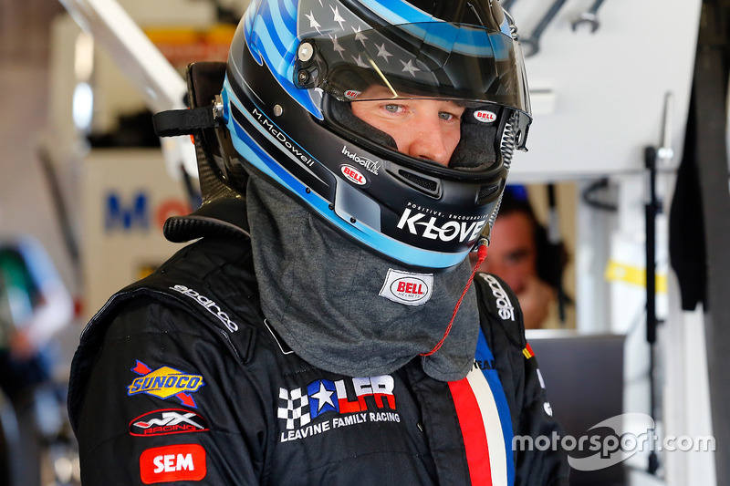 Michael McDowell, Leavine Family Racing, Chevrolet