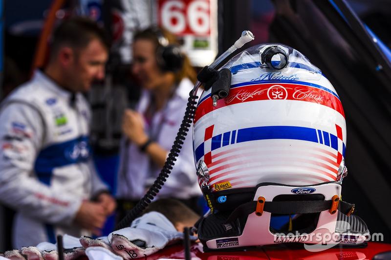 Pole de GTLM, Joey Hand, Ford Performance Chip Ganassi Racing
