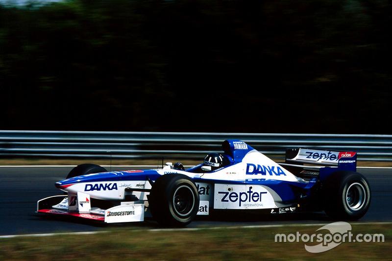 #1 : Damon Hill, Arrows A18