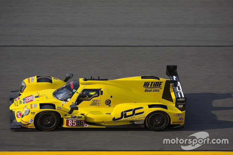 #85 JDC/Miller Motorsports ORECA 07: Mikhail Goikhberg, Chris Miller, Stephen Simpson, Mathias Beche