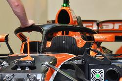 McLaren MCL32, halo