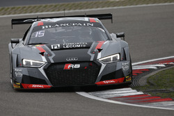 #1 Belgian Audi Club Team WRT Audi R8 LMS: Енцо Іде, Фредерік Вервіш