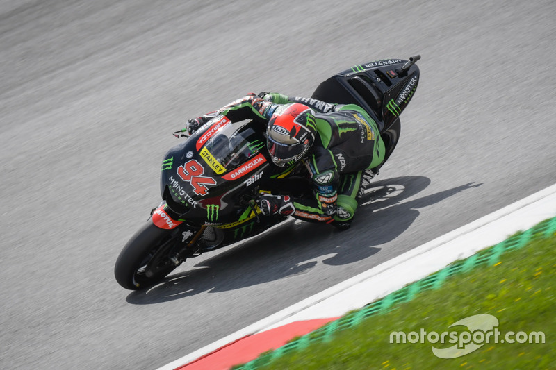 13. Jonas Folger, Monster Yamaha Tech 3