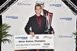 USF2000 champion Oliver Askew