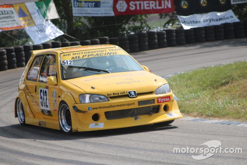 Joel Werthmüller, Peugeot 106 GTi, MB Motorsport