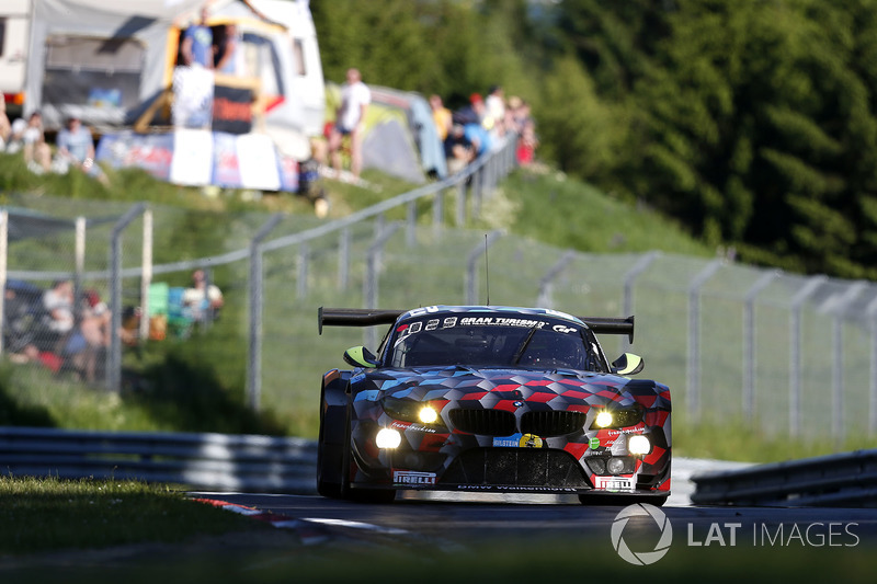 18. #102 Walkenhorst Motorsport, BMW Z4 GT3