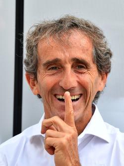Alain Prost, Renault Sport F1