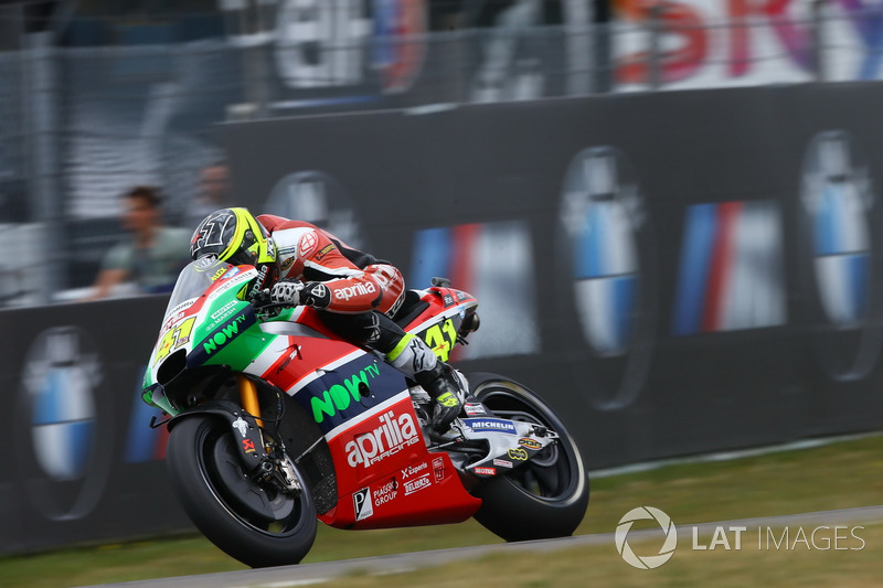 4. Aleix Espargaro, Aprilia Racing Team Gresini