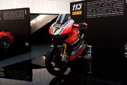 WSBK Ducati Team bike of Chaz Davies