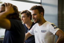 Luca Ghiotto, RUSSIAN TIME