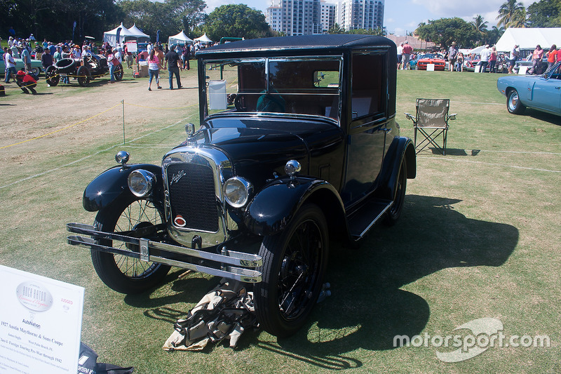1927 Austin Mythorne & Sons Coupe