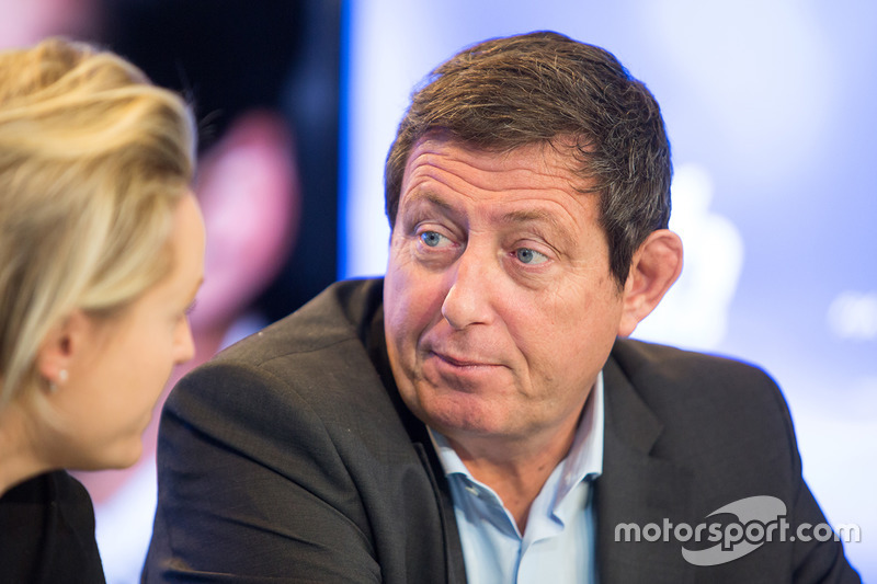 Gerard Neveu, CEO de WEC