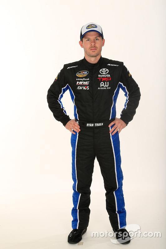 Ryan Truex, Toyota