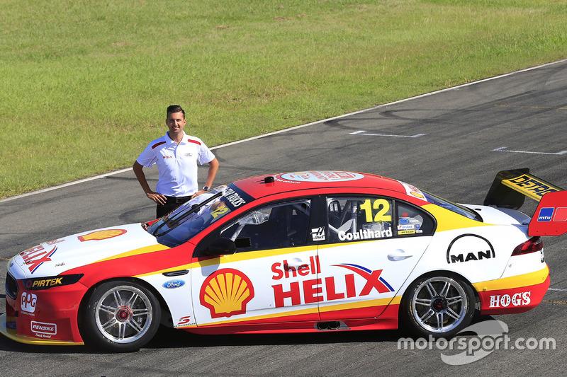 #12 Fabian Coulthard (DJR/Penske-Ford)