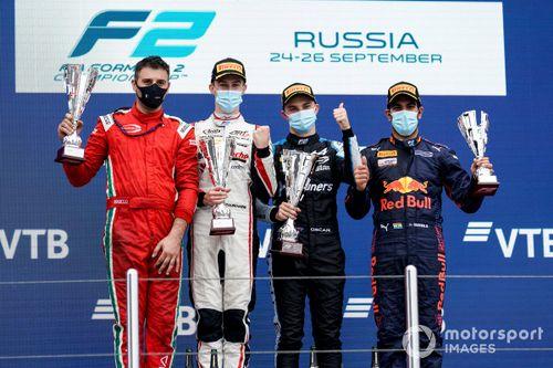 F2 Rusia