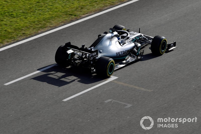 Valtteri Bottas, Mercedes-AMG F1 W10 EQ Power+