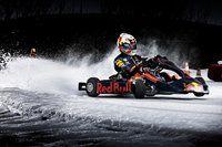 Red Bull Ice Karting