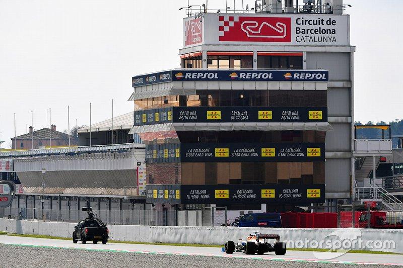 Lançamento McLaren
