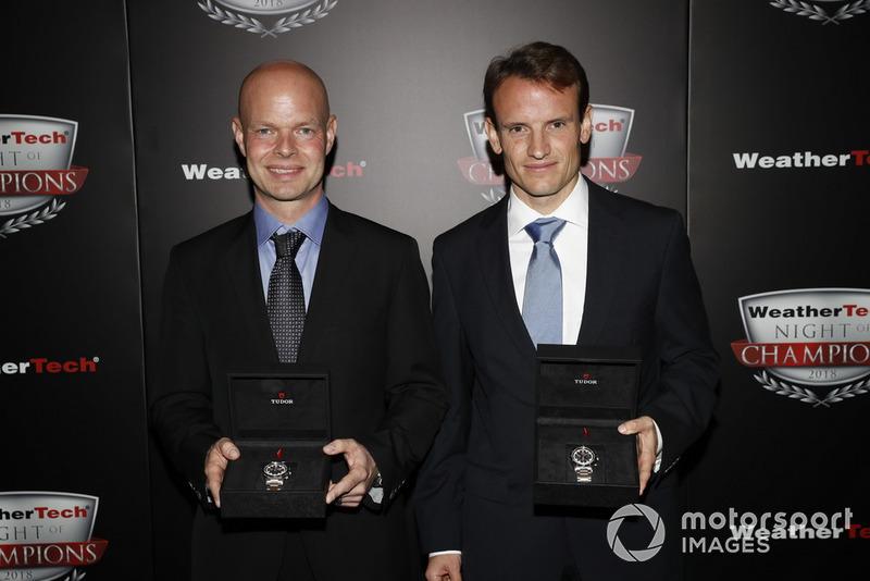 IMSA (GTLM): Jan Magnussen y Antonio Garcia