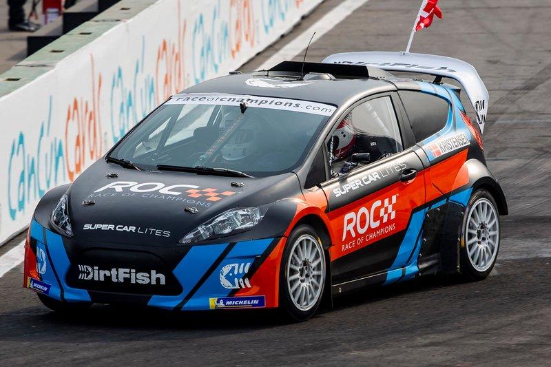 Том Крістенсен, RX Supercar Lite