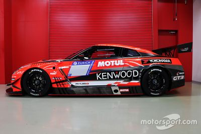 Nissan Racing announcement