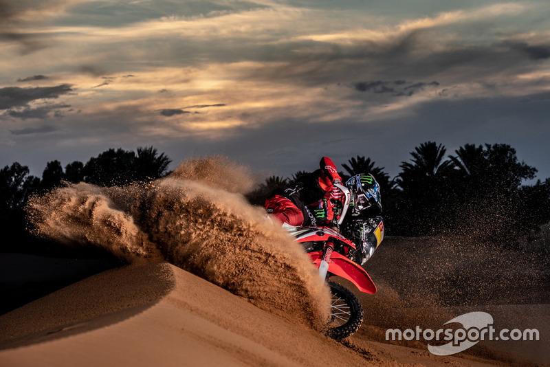 Ricky Brabec, Monster Energy Honda Team