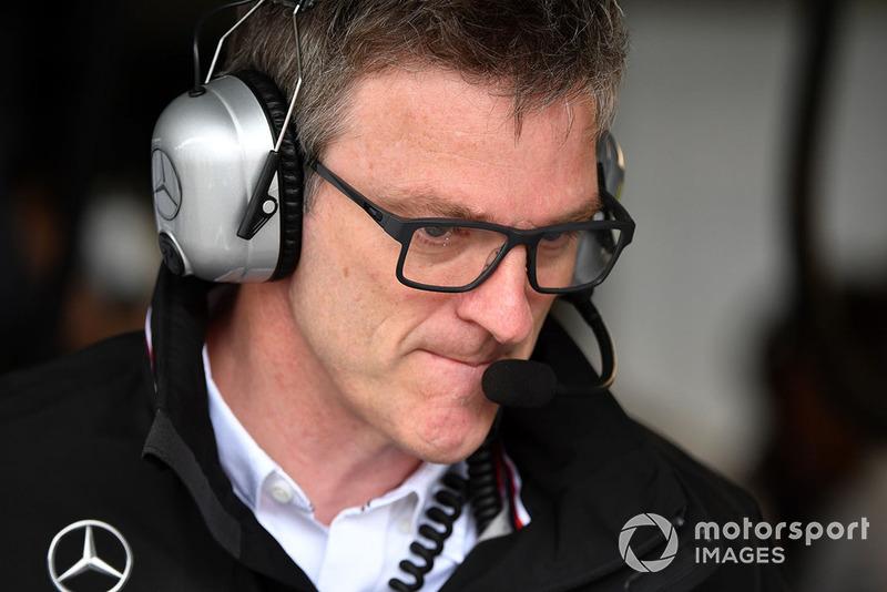James Allison, Direktur Teknis Mercedes AMG F1