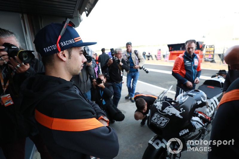 Miguel Oliveira, Team KTM Tech 3