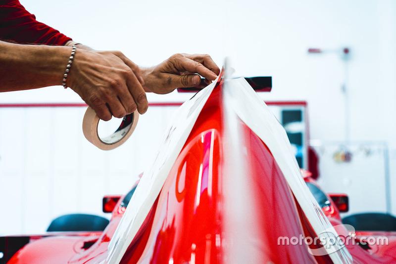 Sebastian Vettel, Kimi Raikkonen, Ferrari, Mission Winnow