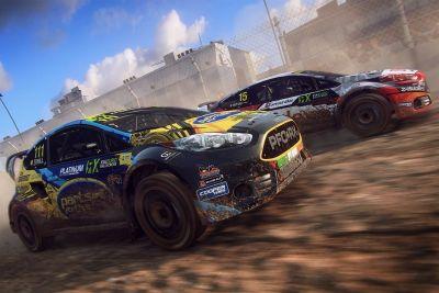 《DiRT Rally 2.0》发布