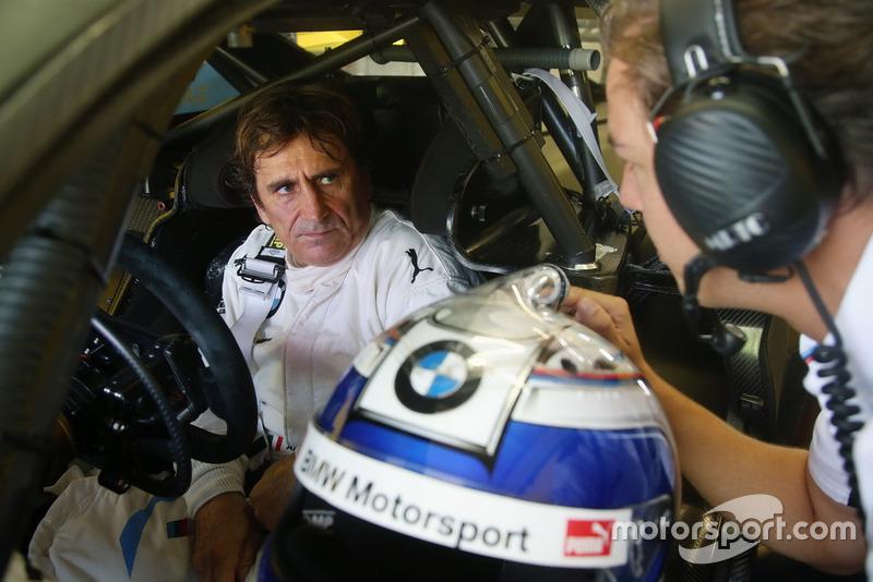 Алекс Дзанарді, BMW M4 DTM