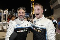Yvan Muller e Thed Bjork, Polestar Cyan Racing