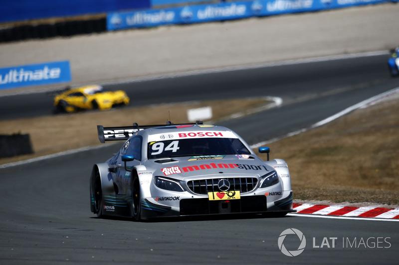 04. Pascal Wehrlein, Mercedes-AMG Team HWA, Mercedes-AMG C63 DTM