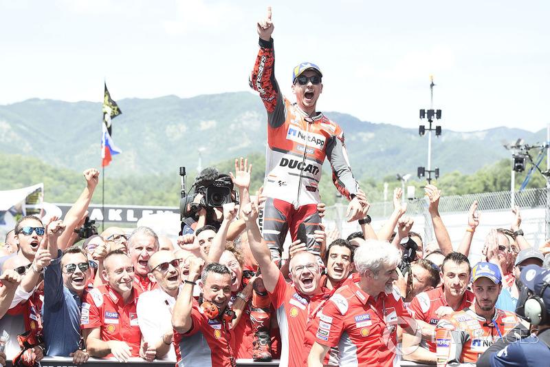 #6 GP d'Italie - Victoire : Jorge Lorenzo