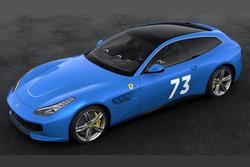 Livrée spéciale 70e anniversaire Ferrari