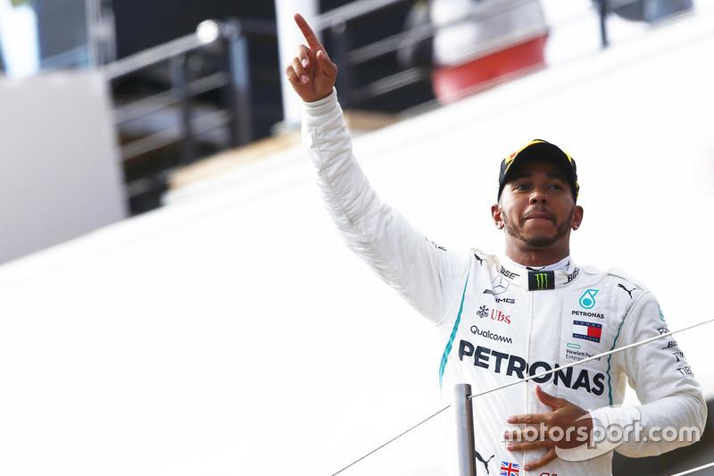 Lewis Hamilton - 9