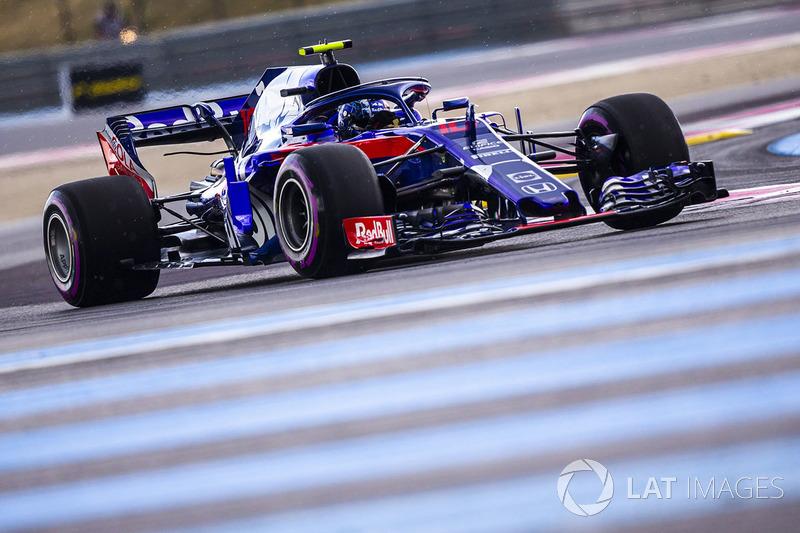 11. П'єр Гаслі, Toro Rosso STR13 — 18
