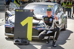 Winnaar Johan Kristoffersson, PSRX Volkswagen Sweden